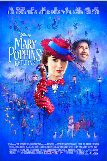 New Trailer and Poster for Mary Poppins Returns 28