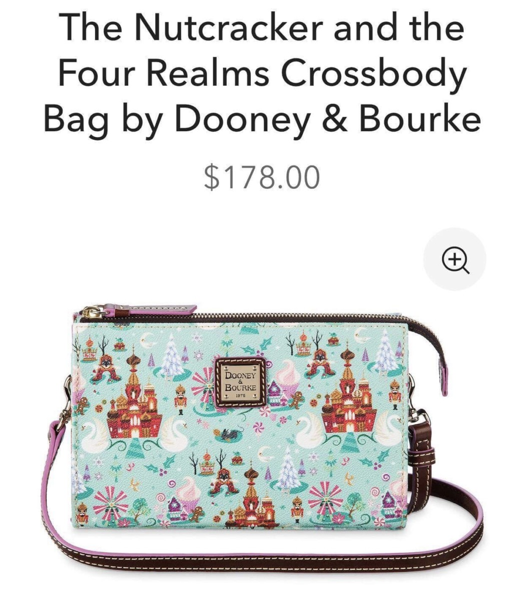 The Nutcracker and the Four Realms Dooney and Bourke Print! 3