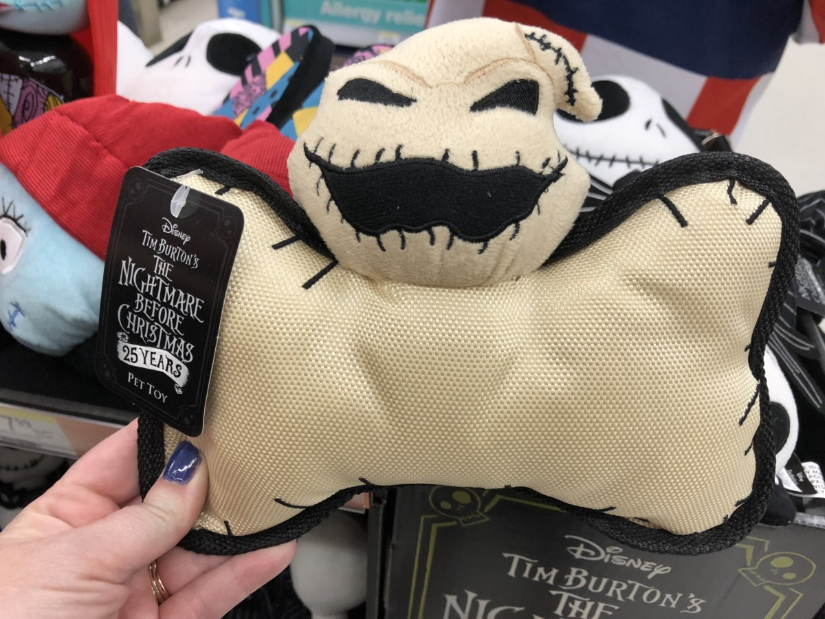 Nightmare Before Christmas Pet Toys at Walgreens 2