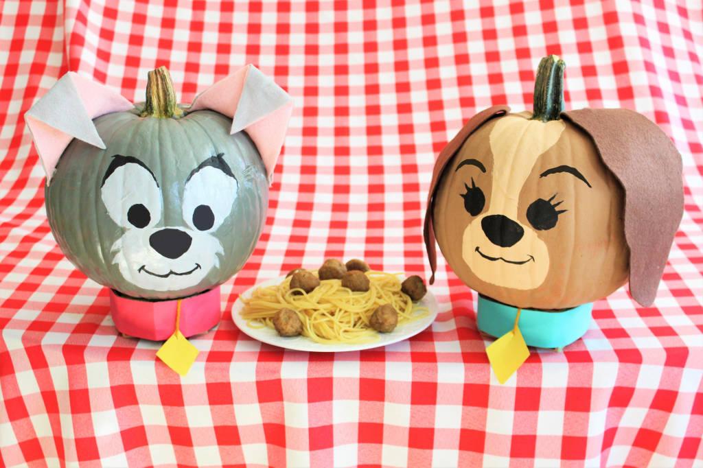 Disney Halloween Pumpkin Craft Ideas 3