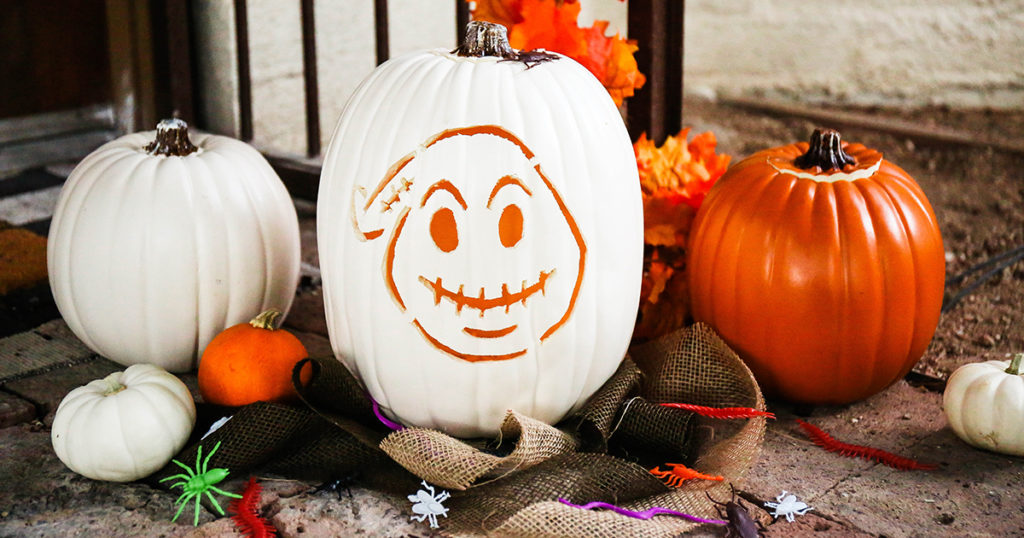 Disney Halloween Pumpkin Craft Ideas 5