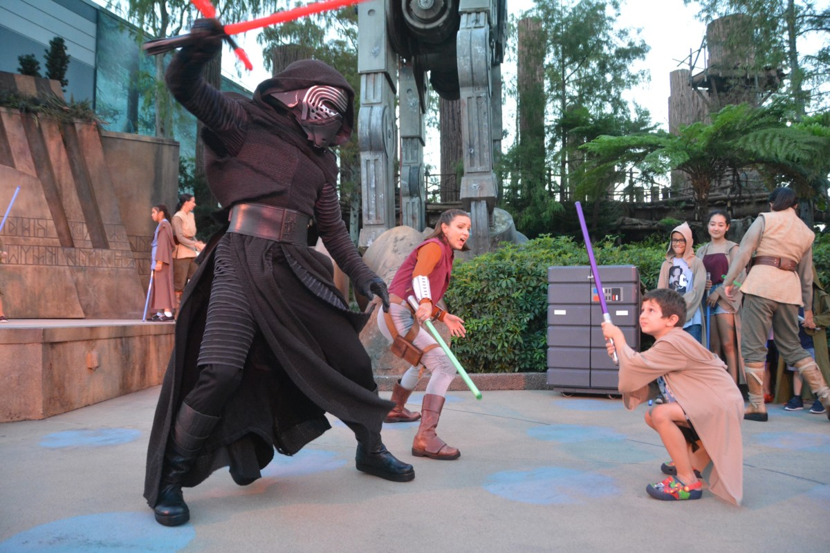 Jedi Training: Trials of the Temple 2