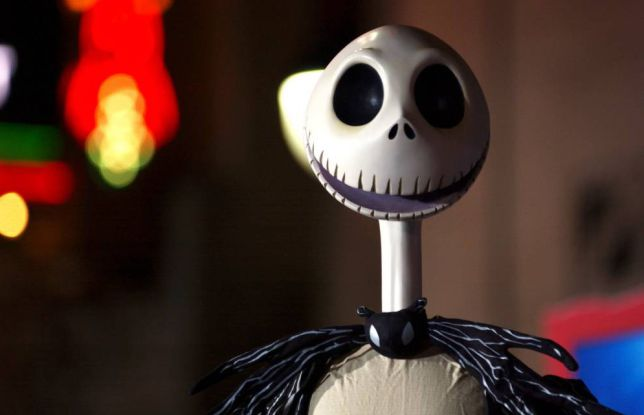 Hidden Jack Skellington? 2