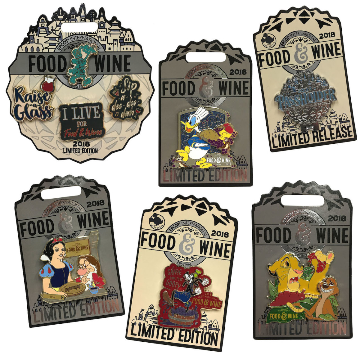 Commemorative Merchandise Mixes Function and Fun for the 2018 Epcot International Food & Wine Festival 6