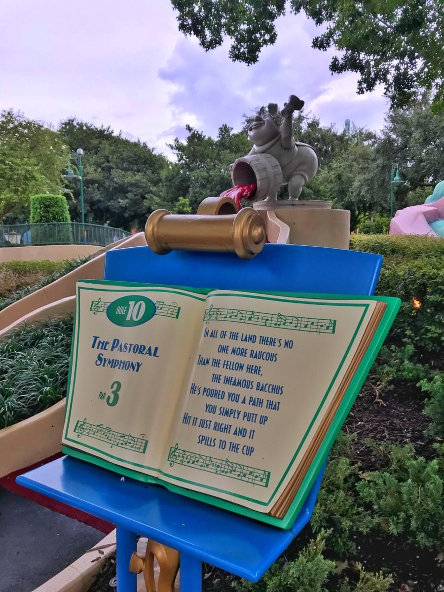 Fantasia Gardens and Fairways Miniature Golf 3