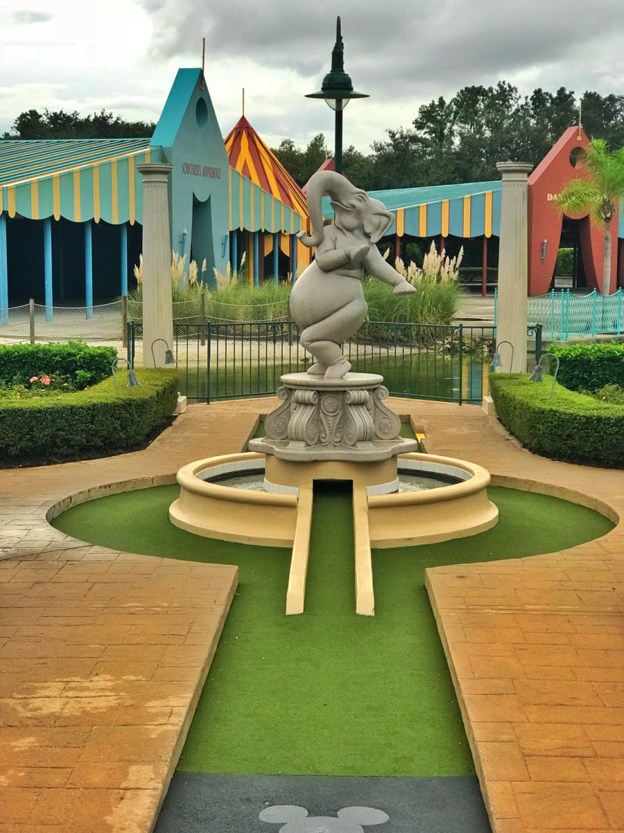 Fantasia Gardens and Fairways Miniature Golf 4