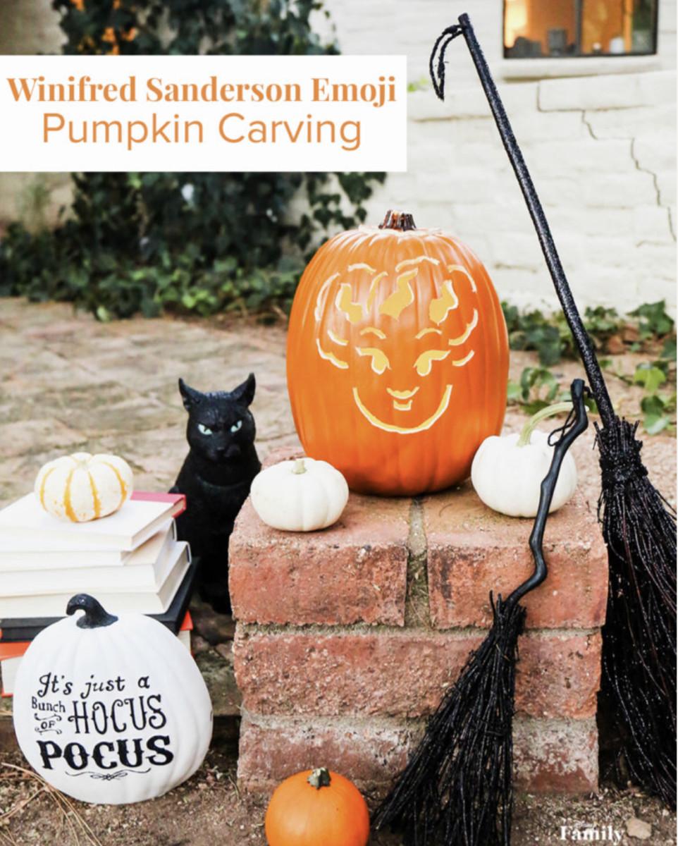 Disney Halloween Pumpkin Craft Ideas 2