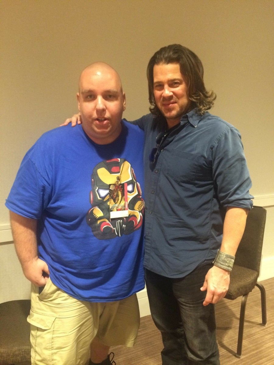 Christian Kane Interview #dragoncon 2