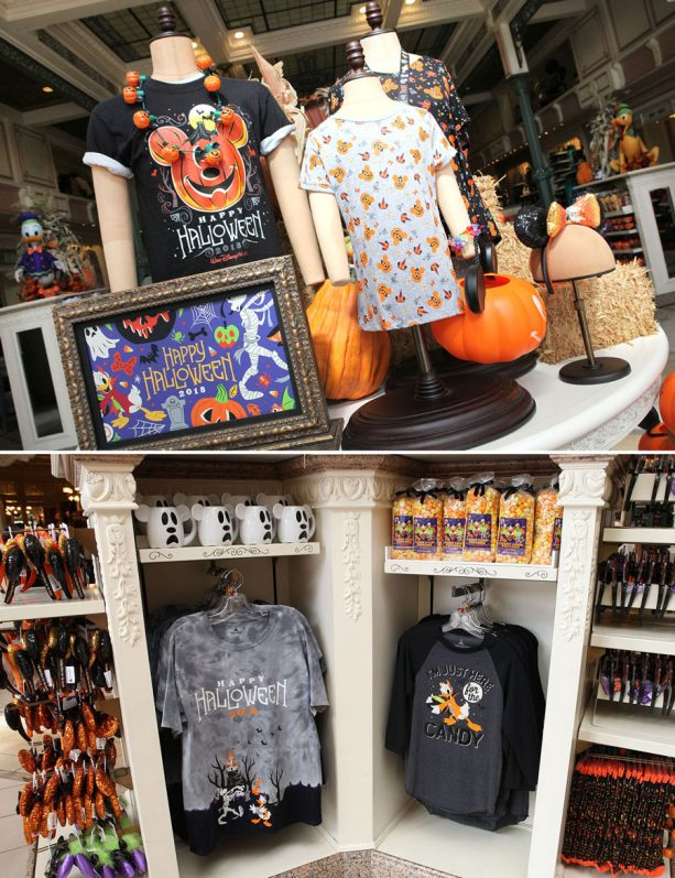 Popular Disney Parks Icon Carves a Spot in This Year's Halloween Merchandise Collection 3
