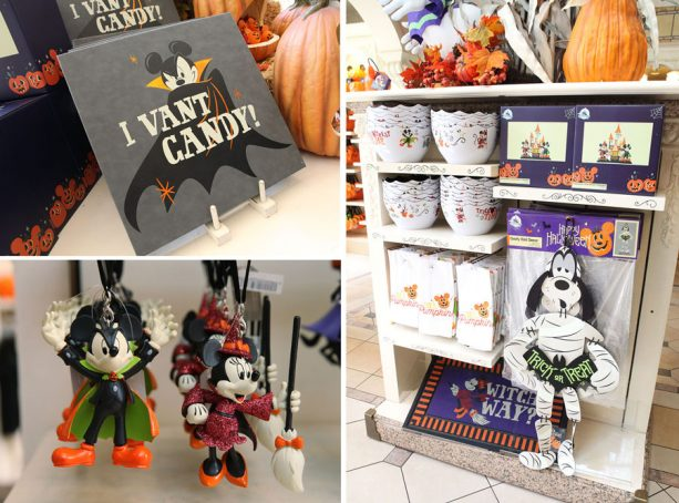 Popular Disney Parks Icon Carves a Spot in This Year's Halloween Merchandise Collection 4