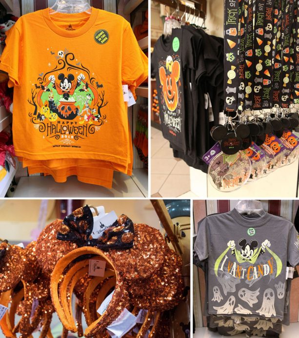 Popular Disney Parks Icon Carves a Spot in This Year's Halloween Merchandise Collection 20