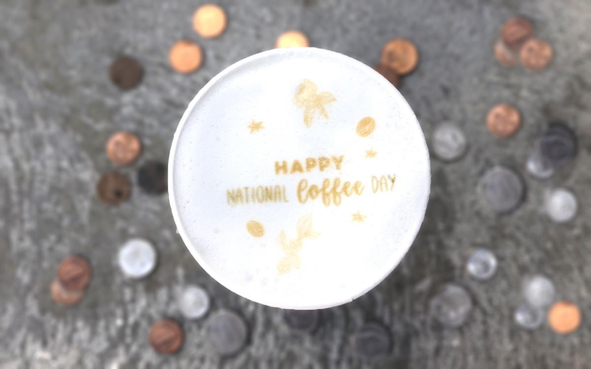Celebrate National Coffee Day at Walt Disney World Resort with Joffrey's! 1