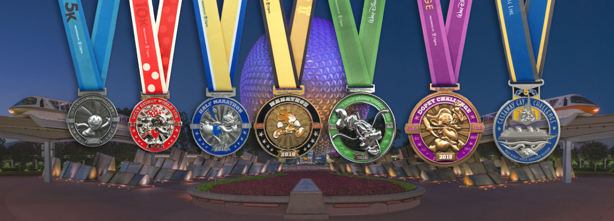 runDisney Medal Reveal: 2019 Walt Disney World Marathon Weekend 49