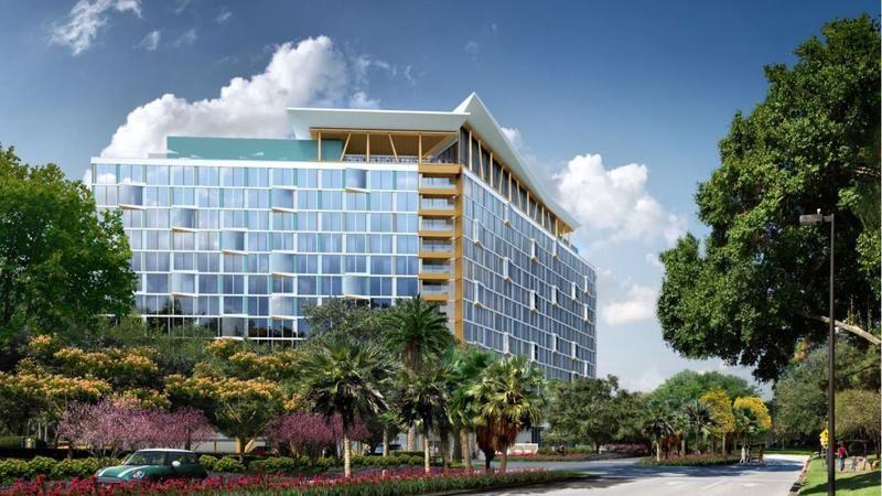 Swan & Dolphin Resort Tower - Update 2