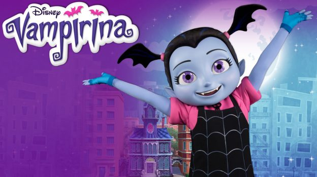 Come and Visit Vampirina Now at Disney's Hollywood Studios 59