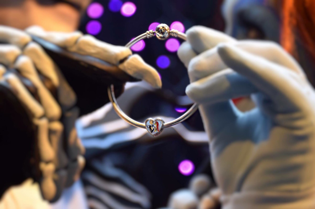 New Disney Villains Pandora Beads Charms Hit Today