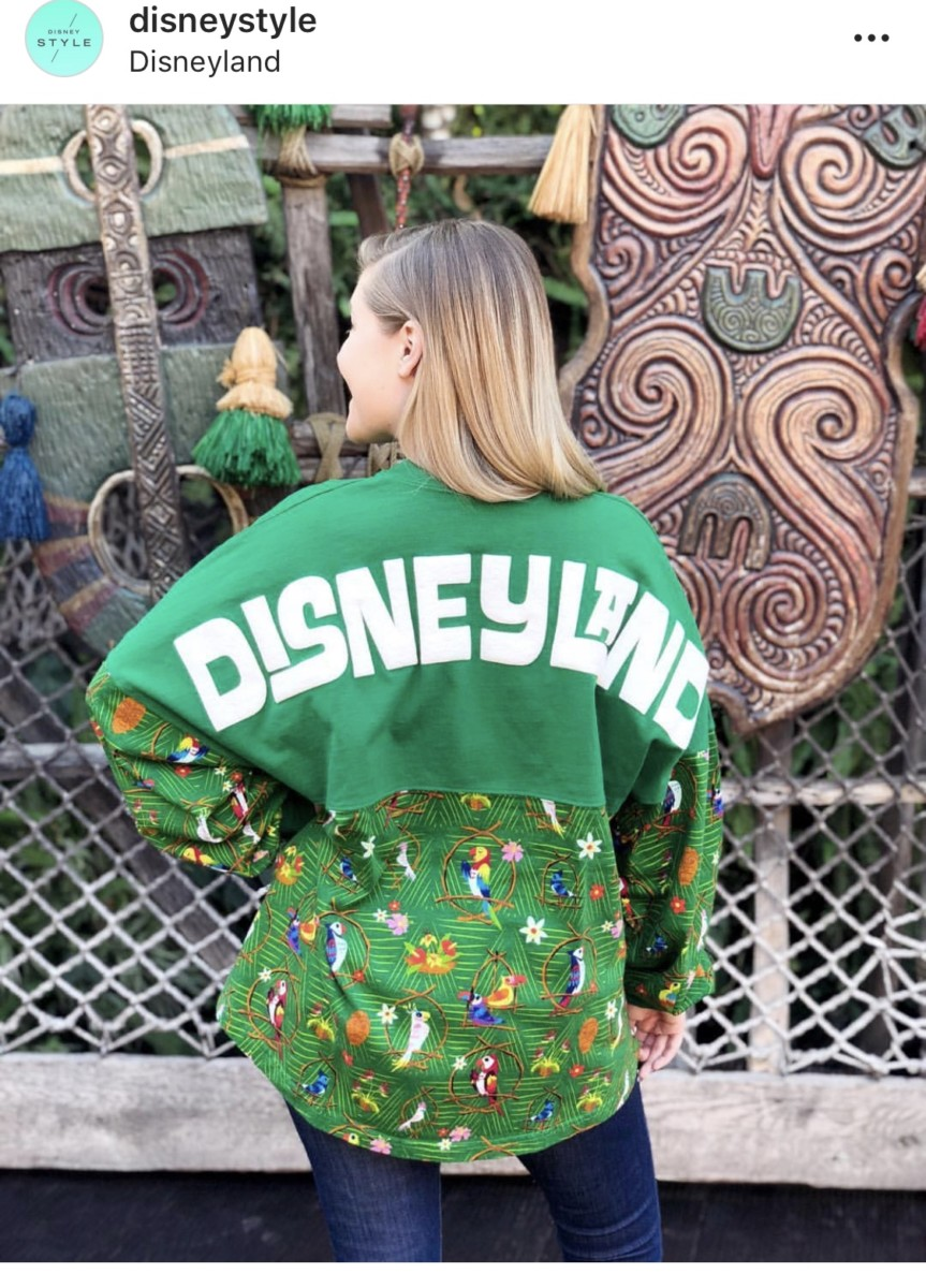 New Spirit Jerseys Coming Soon to Disney Parks! 2