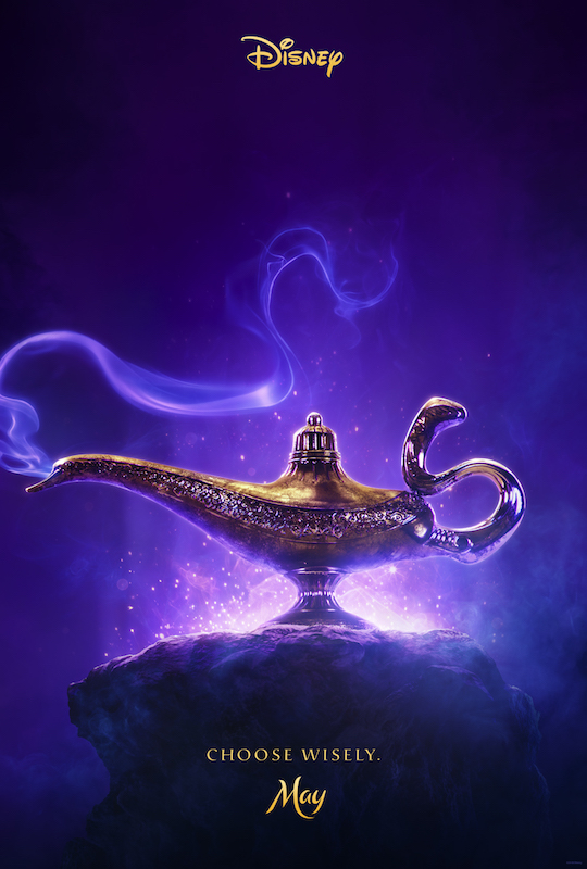 See the New Teaser Trailer for Disney's Aladdin! 4