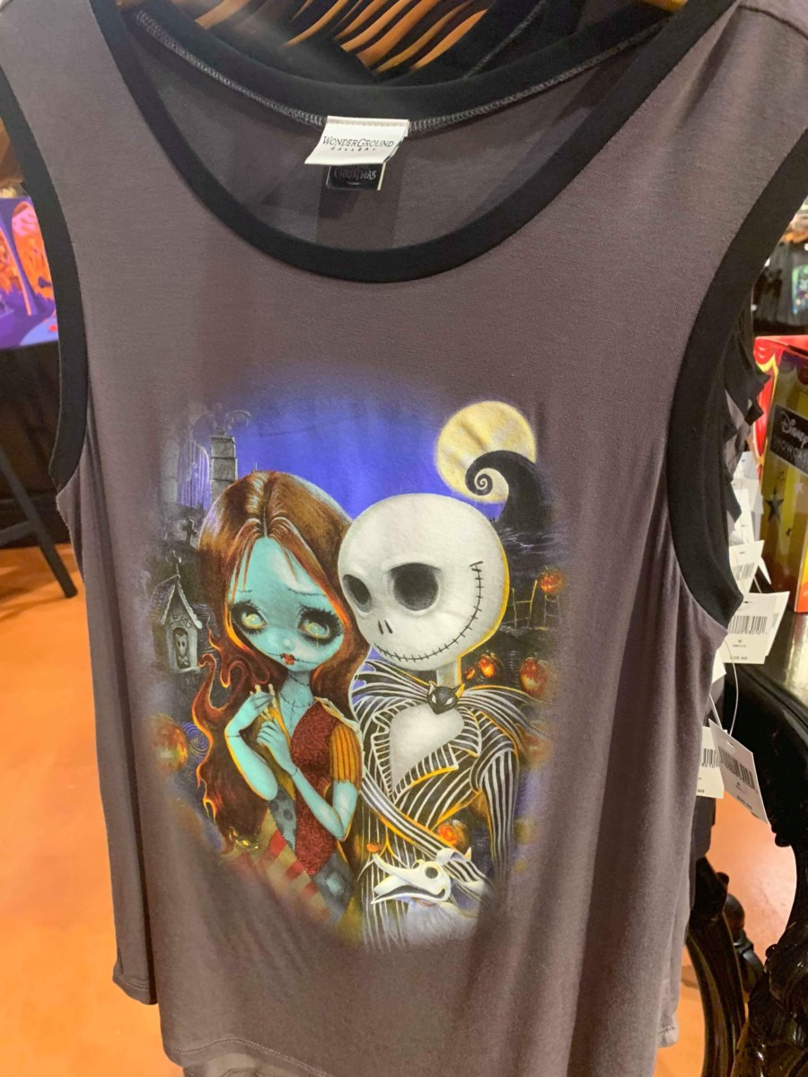 Merchandise Monday ~ New Nightmare Before Christmas Merchandise at Wonderground Gallery #DisneySprings 5