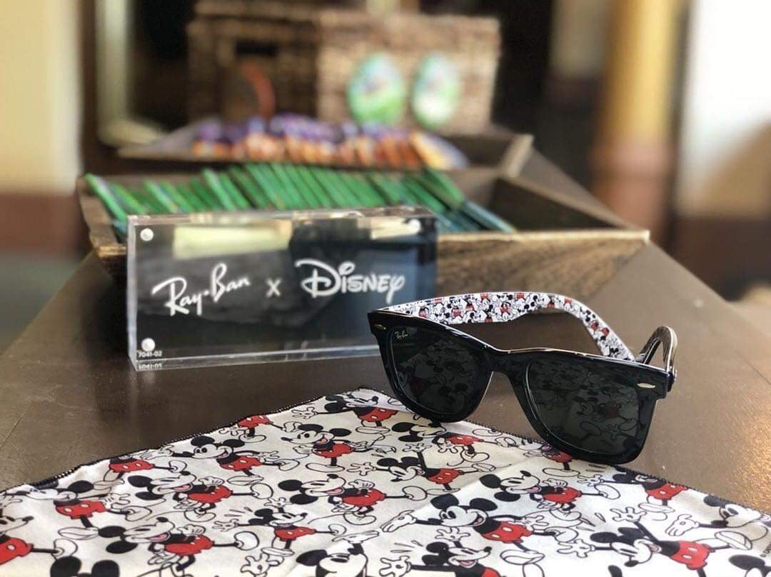 New Mickey Mouse Ray Ban Sunglasses, in Honor of Mickey's 90th Birthday! 3