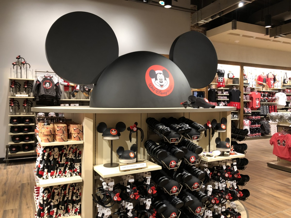 NEW Mickey Mouse Mouseketeer Collection, Walt Disney World! #DisneySprings 1