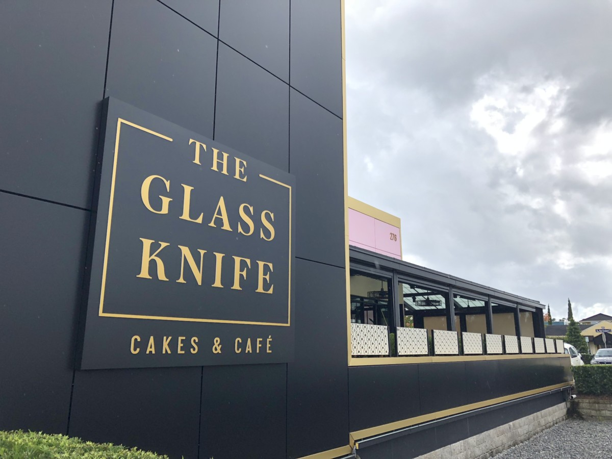 The Glass Knife, Winter Park! #OffTMSM 2