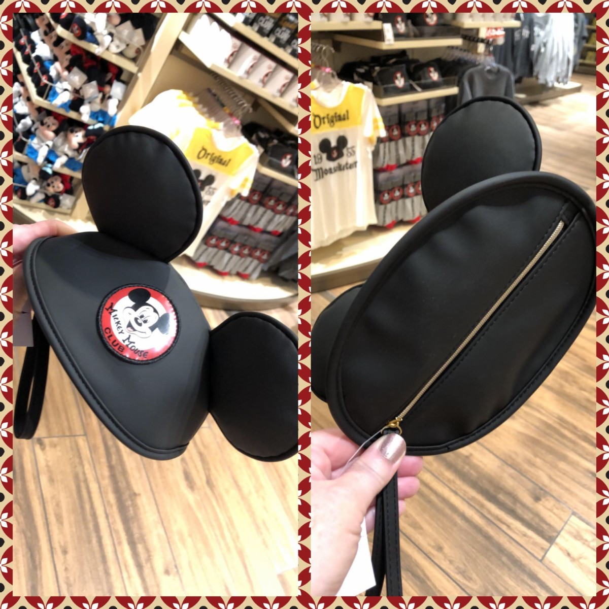 NEW Mickey Mouse Mouseketeer Collection, Walt Disney World! #DisneySprings 4