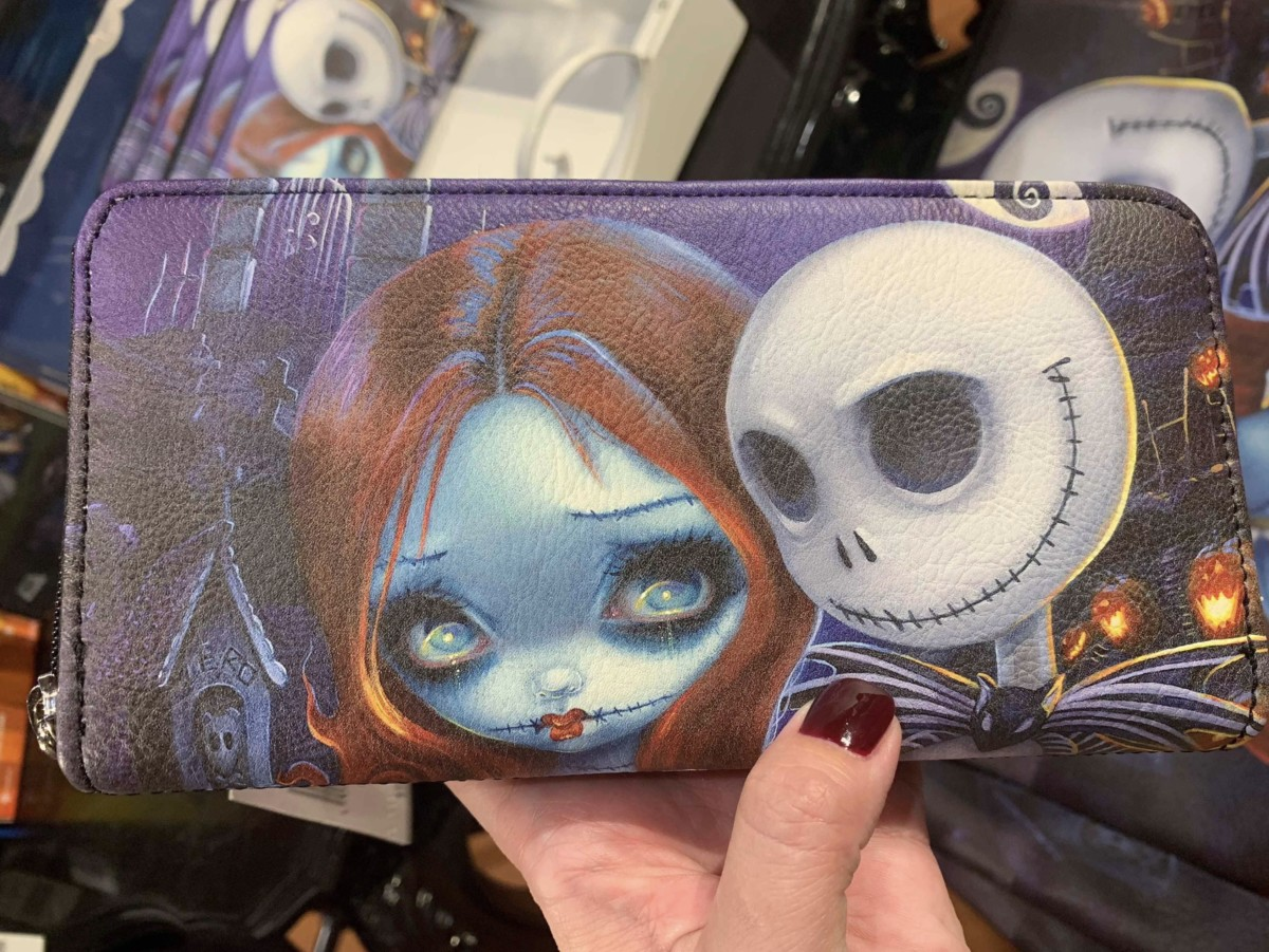 Merchandise Monday ~ New Nightmare Before Christmas Merchandise at Wonderground Gallery #DisneySprings 6