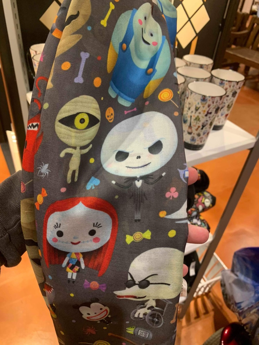 Merchandise Monday ~ New Nightmare Before Christmas Merchandise at Wonderground Gallery #DisneySprings 3