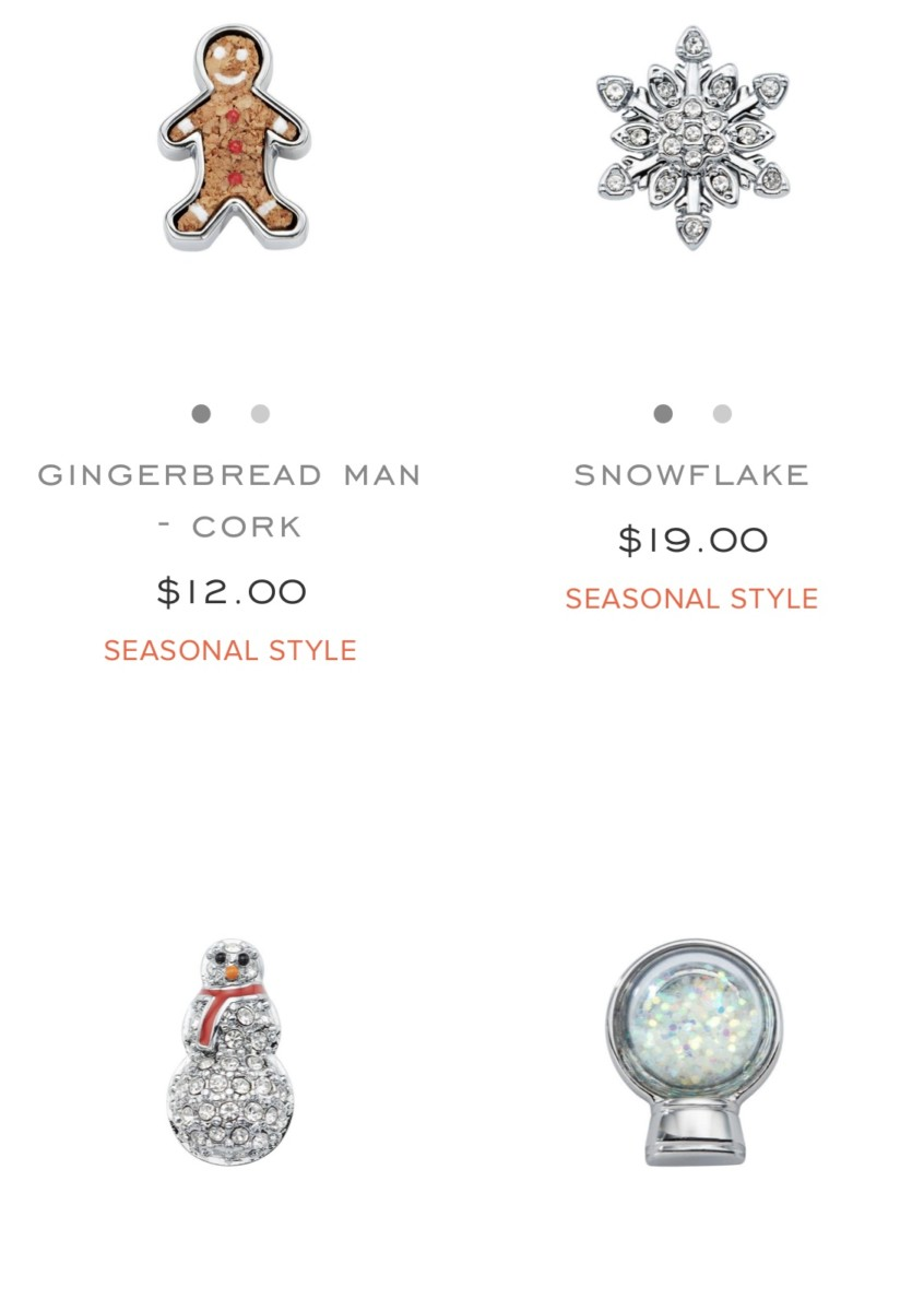 Enhance your #DisneyStyle with Keep Collective! New Holiday Charms! 6