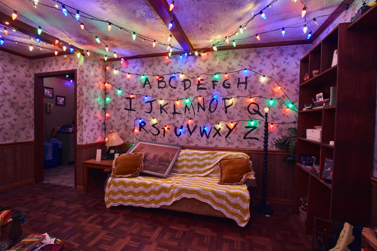 Off TMSM - Stranger Things 2