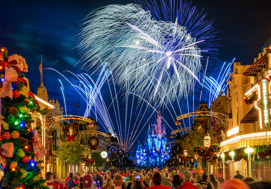 Sneak A Peek At This Year's Ultimate Disney Christmastime Package 1