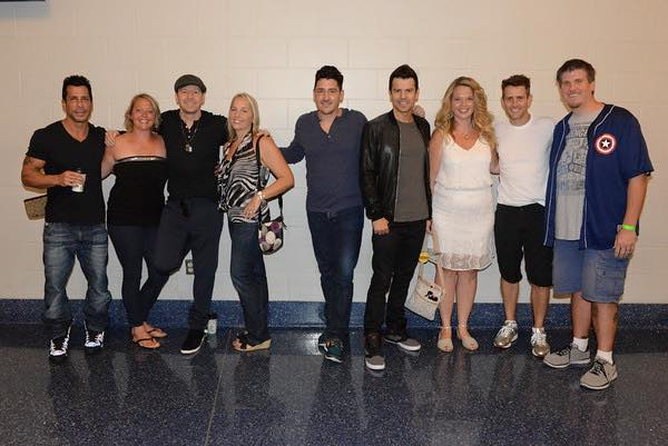 NKOTB BRING THE MIXTAPE TOUR to the AMWAY Center In Orlando #OffTMSM 1