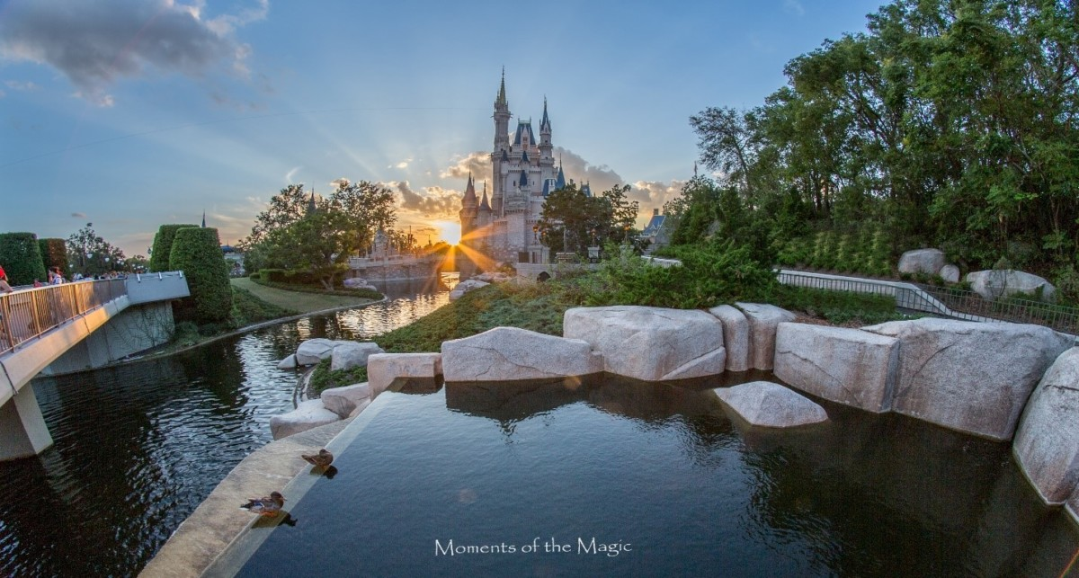 Top 5 Places in the Magic Kingdom to watch the sun set 6