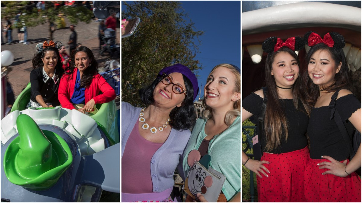 Disney Parks Guests Celebrate International Day Of The Girl With Disney Bound Looks
