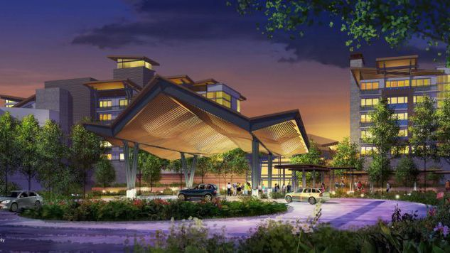 Disney Announces a NEW Resort! 6