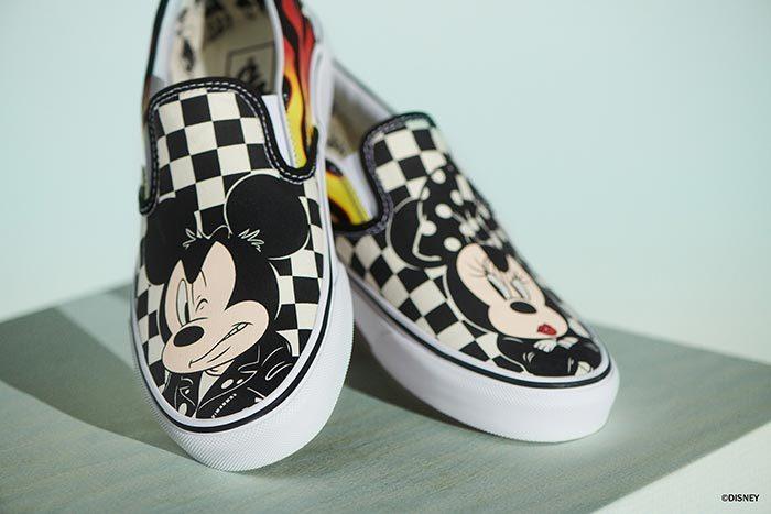 New Vans Line For Mickey's 90th Birthday Celebration! #DisneyStyle 2