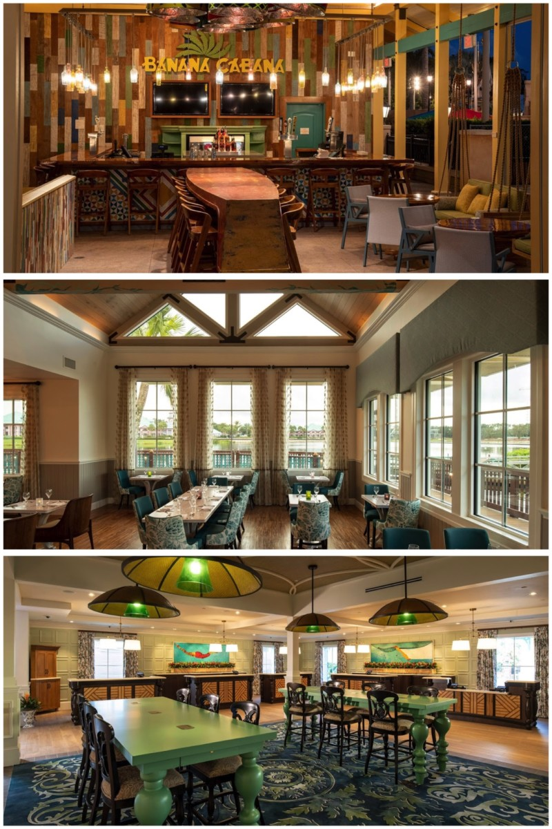 New Lobby, Restaurants and Other Amenities Open Today at Disney's Caribbean Beach Resort 4