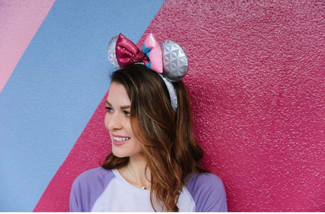 New Epcot Themed Mouse Ears! #disneysprings 6