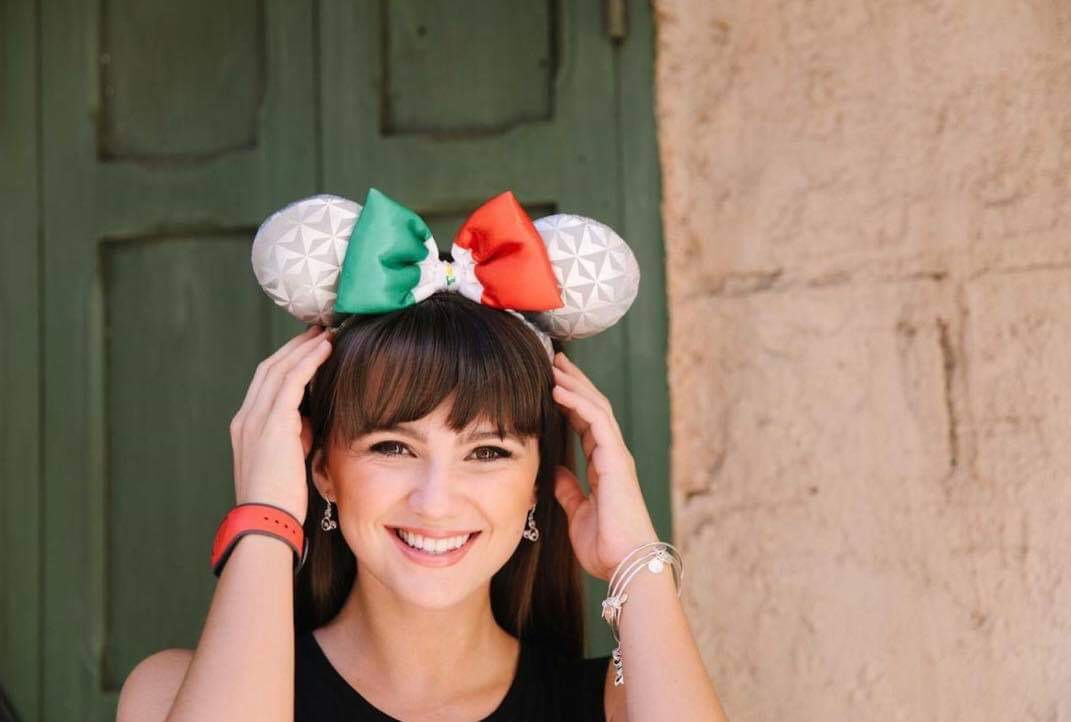 New Epcot Themed Mouse Ears! #disneysprings 2