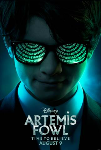 "Disney's ""Artemis Fowl"" Teaser Trailer is Here! 14"
