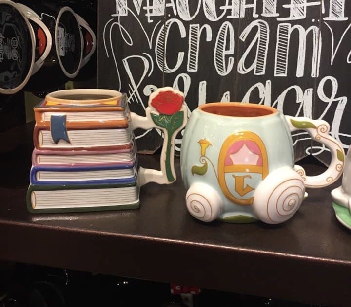 New Princess Mouse Ears & Mugs at Disney Parks! #DisneyStyle 2