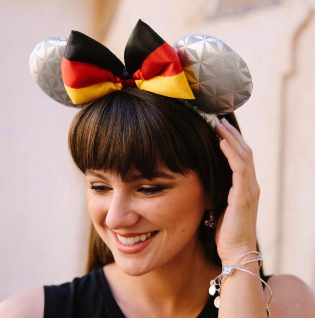 New Epcot Themed Mouse Ears! #disneysprings 3