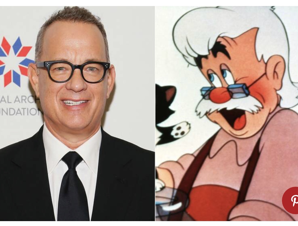 Tom Hanks in early talks to play Geppetto in Disney's live-action Pinocchio 12
