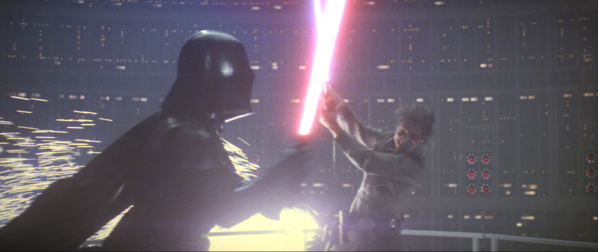 Opinion: My Top 5 Lightsaber Battles 2