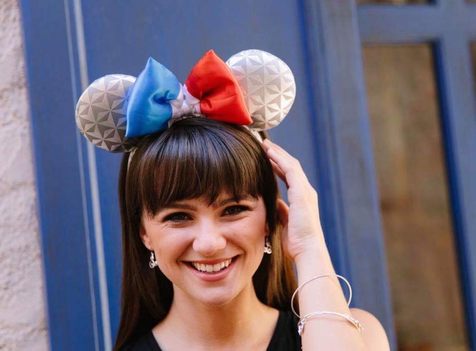 New Epcot Themed Mouse Ears! #disneysprings 5