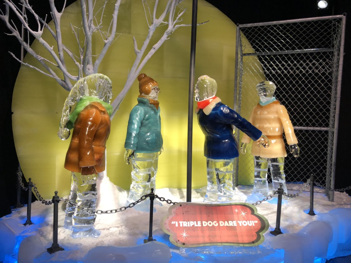 Gaylord Palms ICE, A Christmas Story and More! #CAGP18 2