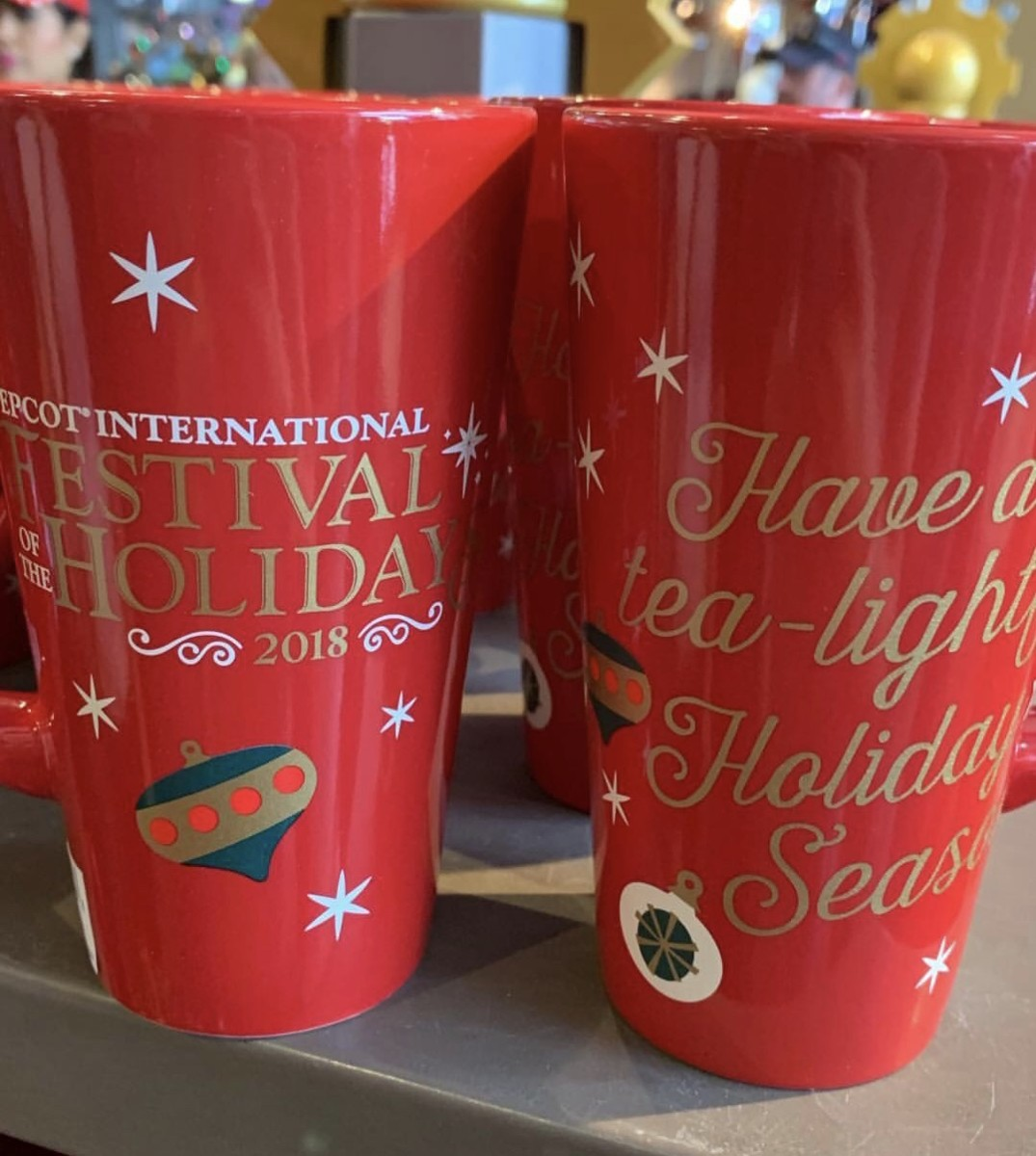 Epcot's International Festival of the Holidays has Begun! 1