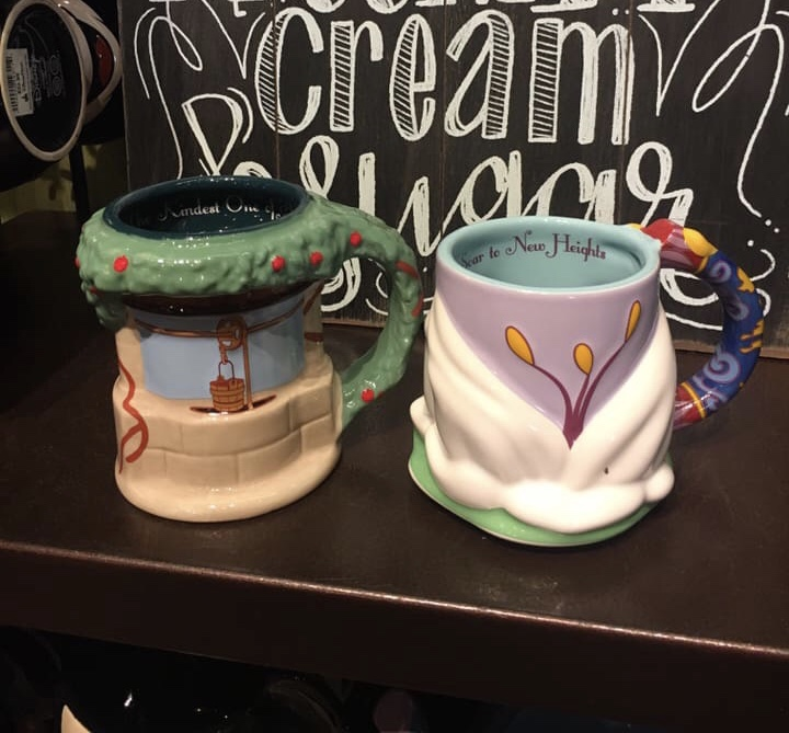 New Princess Mouse Ears & Mugs at Disney Parks! #DisneyStyle 5