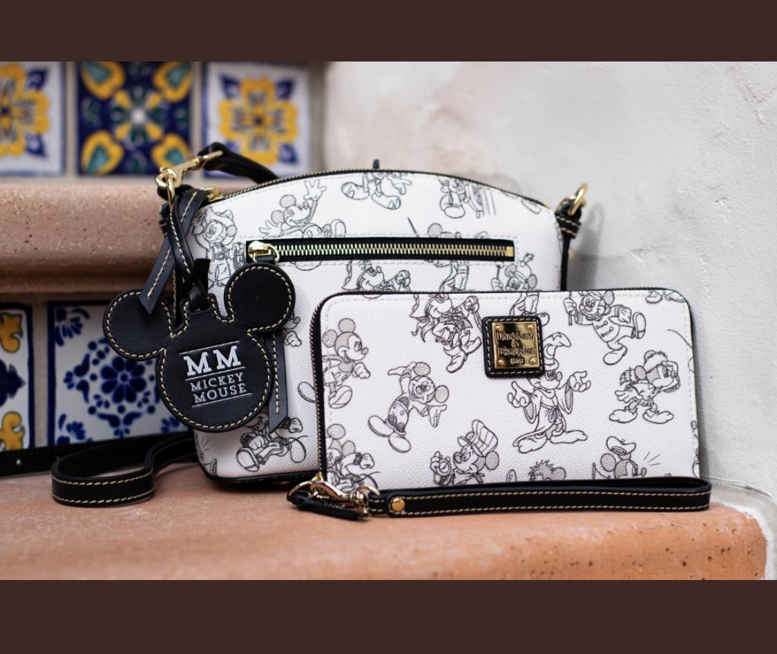 New Mickey Sketch Dooney & Bourke (and a dress) Coming Nov 18! #Mickey90 2